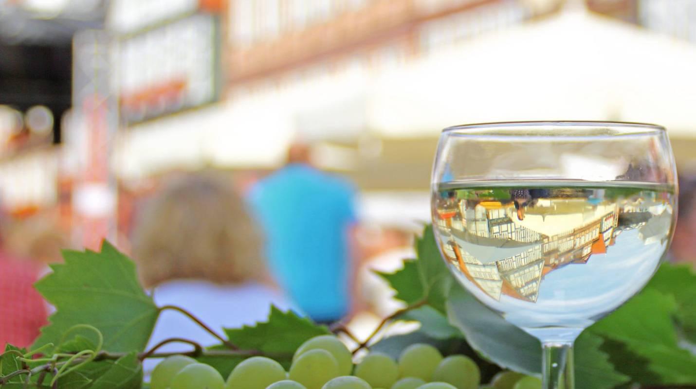 Vinfestival i Celle 4 dagar